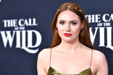 "Karen Gillan Premiere Of 20th Century Studios' ""The Call Of The Wild"" - Arrivals"