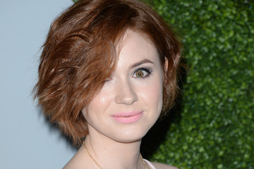 Karen Gillan Arrivals at the GQ Men of the Year Party — Part 2