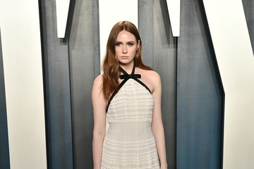 Karen Gillan 2020 Vanity Fair Oscar Party Hosted By Radhika Jones - Arrivals