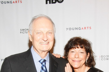 Karen Goodman Premiere Screening Of The HBO Special Alan Alda: YoungArts MasterClass With Discussion By Alda And YoungArts Alumni