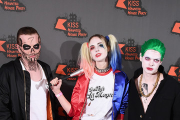 Karen Marie Orsted Kiss FM Haunted House Party - Arrivals