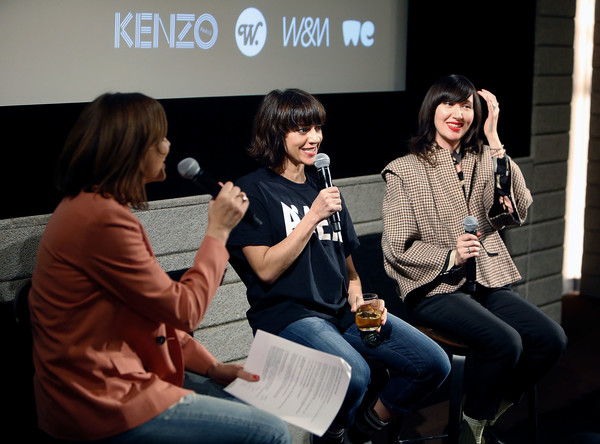 Women Under The Influence Screening of 'KENZO'S YO! MY SAINT' With Karen O And Ana Lily Amirpour