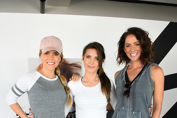 Karena Dawn QALO Launches Stackables Collection With Karena and Katrina From Tone It and Audrina Patridge