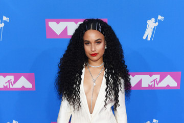 Karena Evans 2018 MTV Video Music Awards - Arrivals