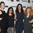 Karey Dornetto Guests Attend the 'Addicted To Fresno' New York Premiere