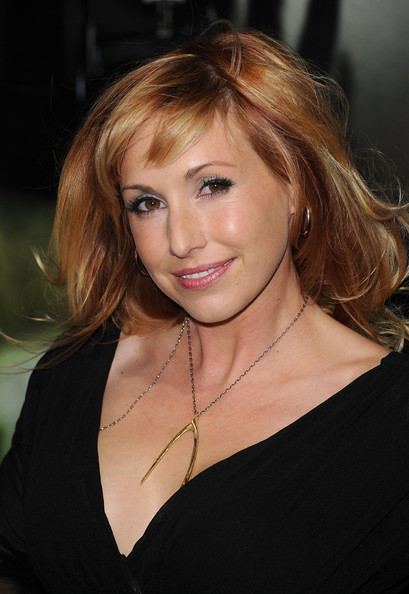 Kari Byron Actress Kari Byron arrives at Columbia Pictures' 'The Green ...