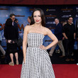 Karina Smirnoff Premiere Of Sony Pictures' 'Spider-Man Far From Home'  - Arrivals