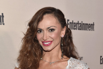 Karina Smirnoff 2015 Entertainment Weekly Pre-Emmy Party - Red Carpet