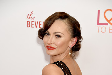 Karina Smirnoff 26th Annual Race To Erase MS Gala - Arrivals