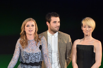 Karine Vanasse 24th Annual Environmental Media Awards Presented By Toyota And Lexus - Inside