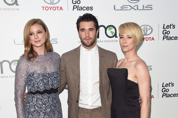 Karine Vanasse 24th Annual Environmental Media Awards Presented By Toyota And Lexus - Arrivals