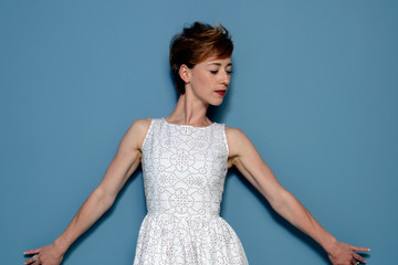 Karine Vanasse 'All the Wrong Reasons' Portraits in Toronto