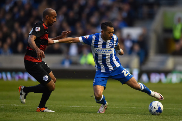 Brighton and Hove Albion v Queens Park Rangers - Sky Bet Championship