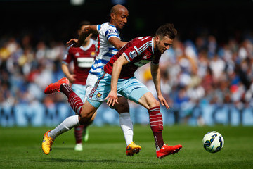 Karl Henry Queens Park Rangers v West Ham United - Premier League