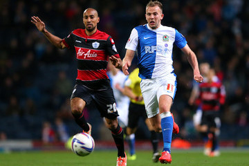 Karl Henry Blackburn Rovers v Queens Park Rangers