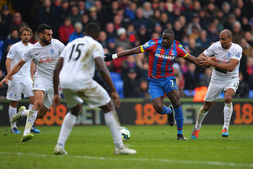 Karl Henry Crystal Palace v Queens Park Rangers - Premier League