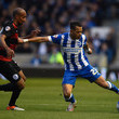 Karl Henry Brighton and Hove Albion v Queens Park Rangers - Sky Bet Championship
