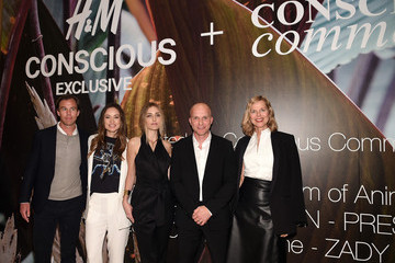 Karl-Johan Persson H&M, Olivia Wilde, and Conscious Commerce Celebrate the Opening of the Conscious Pop-Up Shop