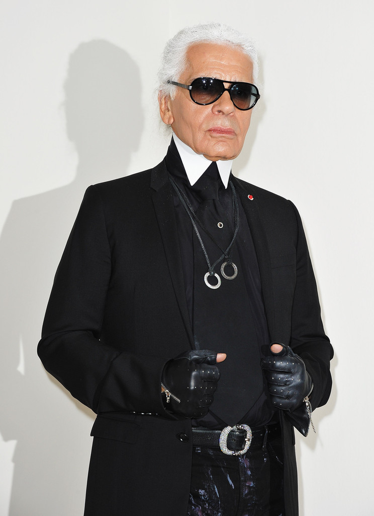 Karl lagerfeld exhibition launch at maison europeenne de - Maison de karl lagerfeld ...