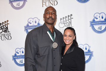 Karl Malone 30th Annual Great Sports Legends Dinner to Benefit The Buoniconti Fund to Cure Paralysis - Arrivals