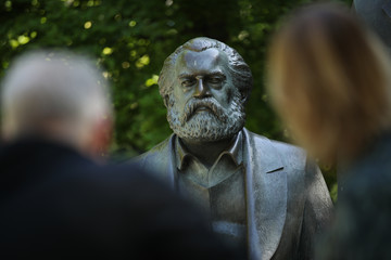 Karl Marx Karl Marx 200th Anniversary Birthday Nears