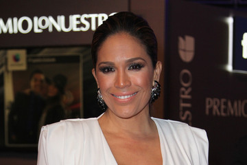 Karla Martinez Arrivals at the Premios Lo Nuestros Awards — Part 2