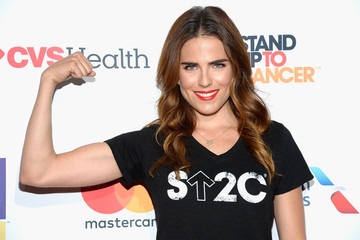 Karla Souza Hollywood Unites for the 5th Biennial Stand Up to Cancer (SU2C), a Program of the Entertainment Industry Foundation (EIF) - Arrivals
