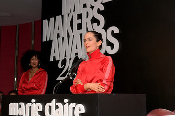 Karla Welch Marie Claire's Image Makers Awards 2018 - Inside
