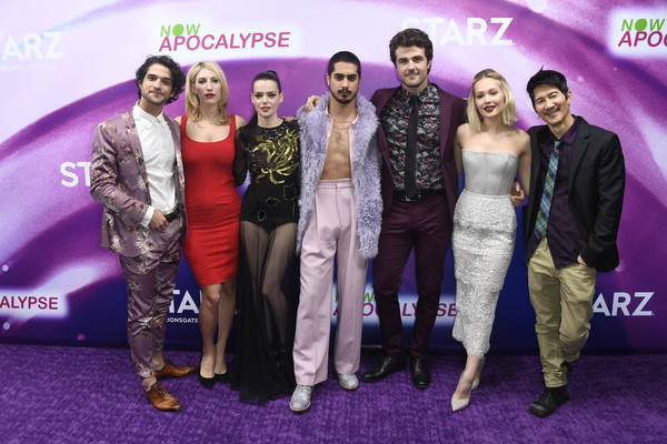 New Starz Series 'Now Apocalypse' Premiere - Arrivals