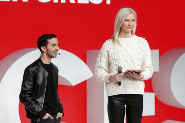 Karlie Kloss Imran Amed The Business of Fashion Presents VOICES 2017 - Day 2