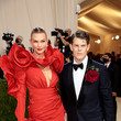 Karlie Kloss The 2021 Met Gala Celebrating In America: A Lexicon Of Fashion - Arrivals