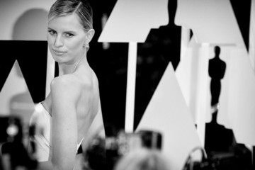 Karolina Kurkova Alternative View of the 87th Annual Academy Awards