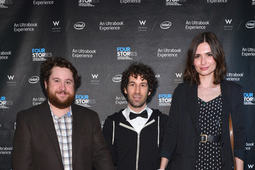 """Karolina Wydra Michael Govier Premiere Of """"Four Stories"""" - After Party"""
