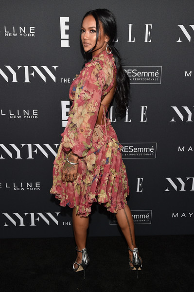E!, ELLE & IMG Celebrate The Kick-Off To NYFW: The Shows