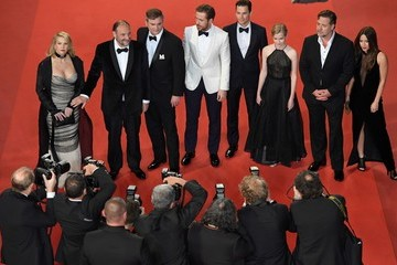 Karyn Fields 'The Nice Guys' - Red Carpet Arrivals - The 69th Annual Cannes Film Festival