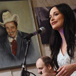 Kasey Musgraves Kasey Musgrave Signs Copies of Her New Album 'A Very Kasey Christmas'