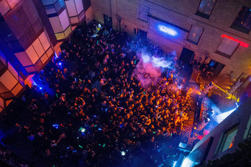 Kaskade TAO Group in Minneapolis for Big Game Weekend at The Lumber Exchange Building Presented By Element Electronics