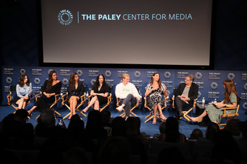 Kat Dennings The Paley Center For Media's 2019 PaleyFest Fall TV Previews - Hulu - Inside