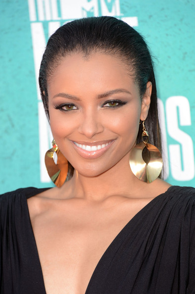 Kat Graham - 2012 MTV Movie Awards - Arrivals