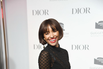 Kat Graham 2018 Guggenheim International Gala Pre-Party, Made Possible By Dior