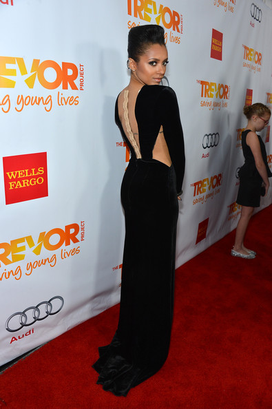 "Kat Graham - ""Trevor Live"" Honoring Katy Perry And Audi Of America For The Trevor Project - Red Carpet"