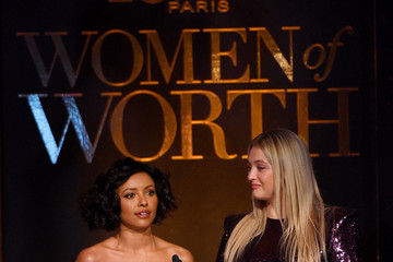 Kat Graham 14th Annual L'Oreal Paris Women Of Worth Awards