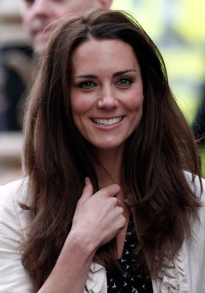 Kate Middleton Pictures Final Preparations Are Made