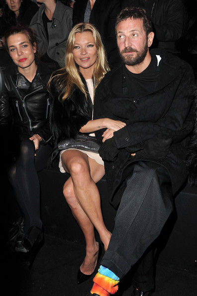 kate moss 2011 images. Kate Moss Charlotte Casiraghi,