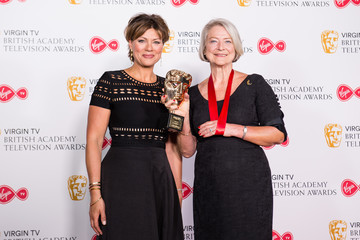 Kate Adie Virgin TV BAFTA Television Awards - Press Room