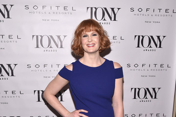 Kate Baldwin 2017 Tony Honors Cocktail Party — Arrivals