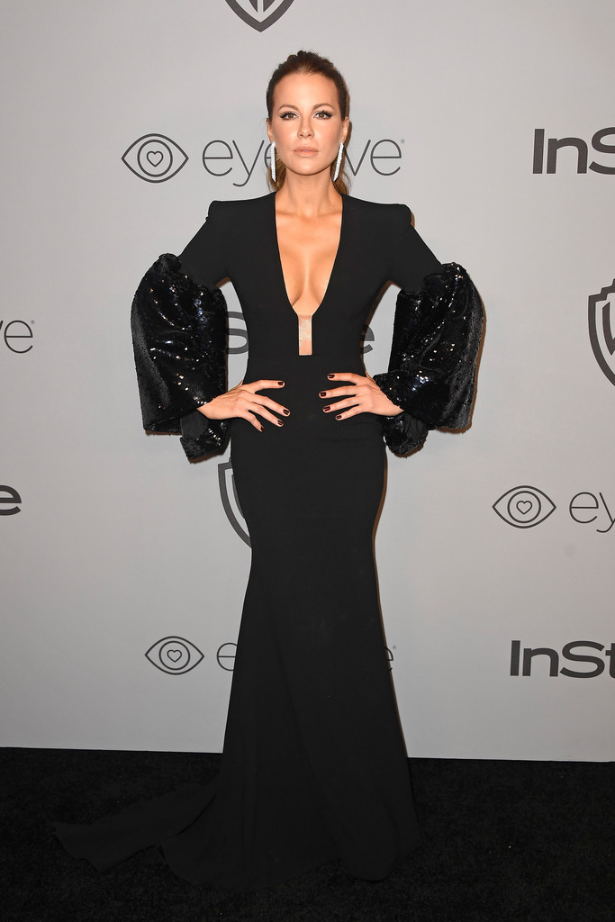 Kate Beckinsale – InStyle & Warner Bros Golden Globes After Party in Los Angeles – 1/7/18