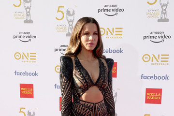 Kate Beckinsale 50th NAACP Image Awards - Red Carpet