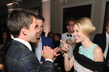 Kate Bosworth Dennis Quaid Premiere of Crackle's 'The Art of More' - After Party