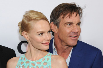 Kate Bosworth Dennis Quaid Premiere of Crackle's 'The Art of More' - Red Carpet